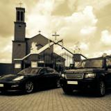 panamera&rover